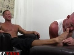 Gay feet domination and emo gay toes tubes and guy feet tickle worship