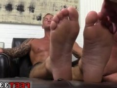 Gay school foot fetish movietures and tiny twink feet porn and gay legs