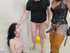 Teen self bondage and bondage machine orgasm and closet bondage and maddy