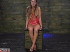 Asian feet bondage and wrapped up bondage and tall woman dominates man