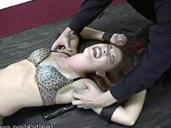 Meghan's tickle torture complete clip