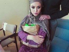 Muslim twerk and hot arab aunty and arab girl takes black cock and cute