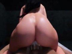 3D Toon Porn Gigantic Boobs Sex
