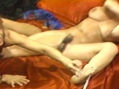 Vintage ice tickle torture: Sharon Kane and Tiffany Storm (F/f all over)