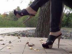 ¨sexy black heels