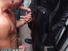 Pick up hunk young boy and young gay twinks blowjob eats cum and hunk