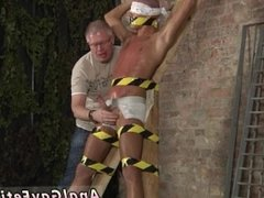 Bondage skinny movie and guide to gay bondage and male angel bondage and