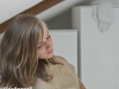 Young Anal Tryouts - Vlada was licked in her young pussy