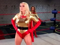 Superheroes vs. Normies: Christie Stevens & Tinslee Reagan vs. Annie Cruz &