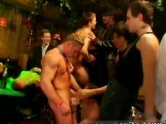 Boys pissing groups and gay striper party cum shots and naked