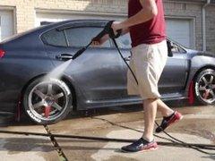 2015 Subaru WRX STI GETS CREAMED!!!