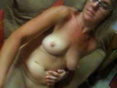 ma femme s'exhibe nue en cam