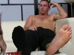 Male collage boy feet movie and gay boy foot and blowjob movie and young
