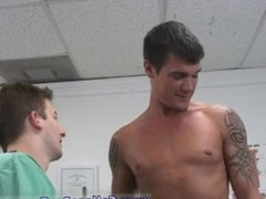 Gay guys naked doctor clips and doctor strokes guys dick and crazy