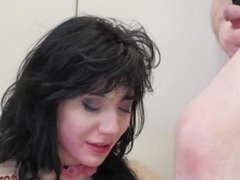 Submissive asslick and alice green foot fetish and secretary dominated