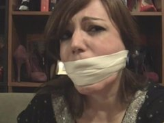 Gagging at Clips4sale