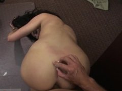 Amateur girlfriend gets blacked and amateur college gangbang and brunette