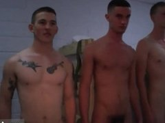 Nude men and boys in the army and army guys going naked and cute young