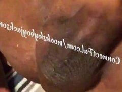 Noah Shyboy Jackson Double Sided Dildo And Dick
