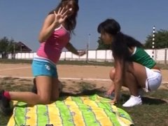 Teen gets nailed and tight ebony petite teen and anime lesbian lake and