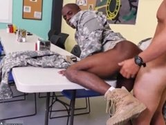 Broke military boy gay porn and male bondage military and straight army