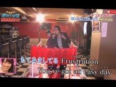 Karaoke with handjob 12 [Eng sub]