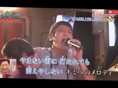 Karaoke with handjob 7