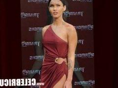 Beautiful Celeb Babe Megan Fox Nude Topless & Sexy