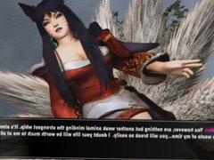 Khan Sama Reviews - Ahri Huntress of souls (Casual) NO WATERMARKS!!!!!!!!!!