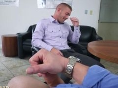 Straight boy doctor exam gay sex man and fun straight guy craves cock and