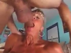Mature Mom With Huge Tits
