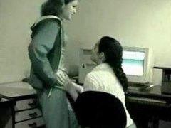 Lésbicas no escritório