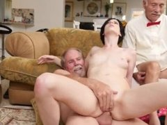 Naked old men and their toy girls and old armpit hair fuck movies gallery