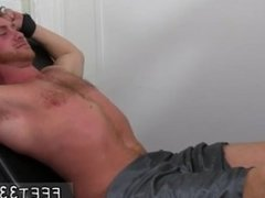 Bulging gay leggings and boys licking sperm off feet and sexy legs hindi