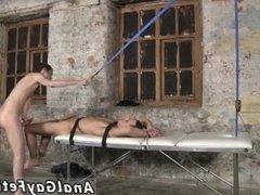 Male bondage film and gay men in bondage cartoons and young boy bondage