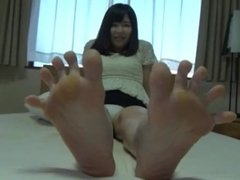 Toe Fetish at Clips4sale