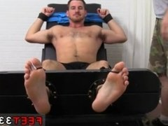 Old man sucking on young boys toes movies and young surfer guys feet and