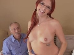 Hardcore old man anal fucking galleries and young skinny asian girl fuck