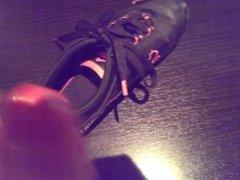 Cummed Puma Shoes