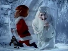 Giant White Guy Gets Fucked By Hot Man In Red Coat