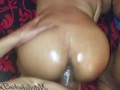 Wifey & her Girlfriend sucking my Cock before I fck them Both