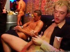 Group wanking off movies and group cum shot low quality free and hunk men