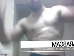 Najar - Beautiful muscular arab gay from saudi arabia - Xarabcam