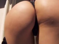 Sexy Ass, bootylicious bottom in porn industry - softcore