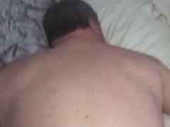 SUB DADDY GETS TIED UP AND FUCKED