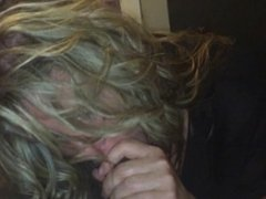 blonde milf suck bbc I meet her at 2easysex.Com