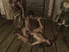 Skyrim - Porn Test 2