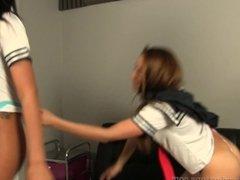 Wedgie War 4#(Ashlynn vs Maria)
