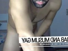 Turkish Gay Hunk Playing with his cock - Xarabcam