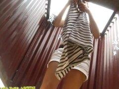 Spy beach cabin 1284